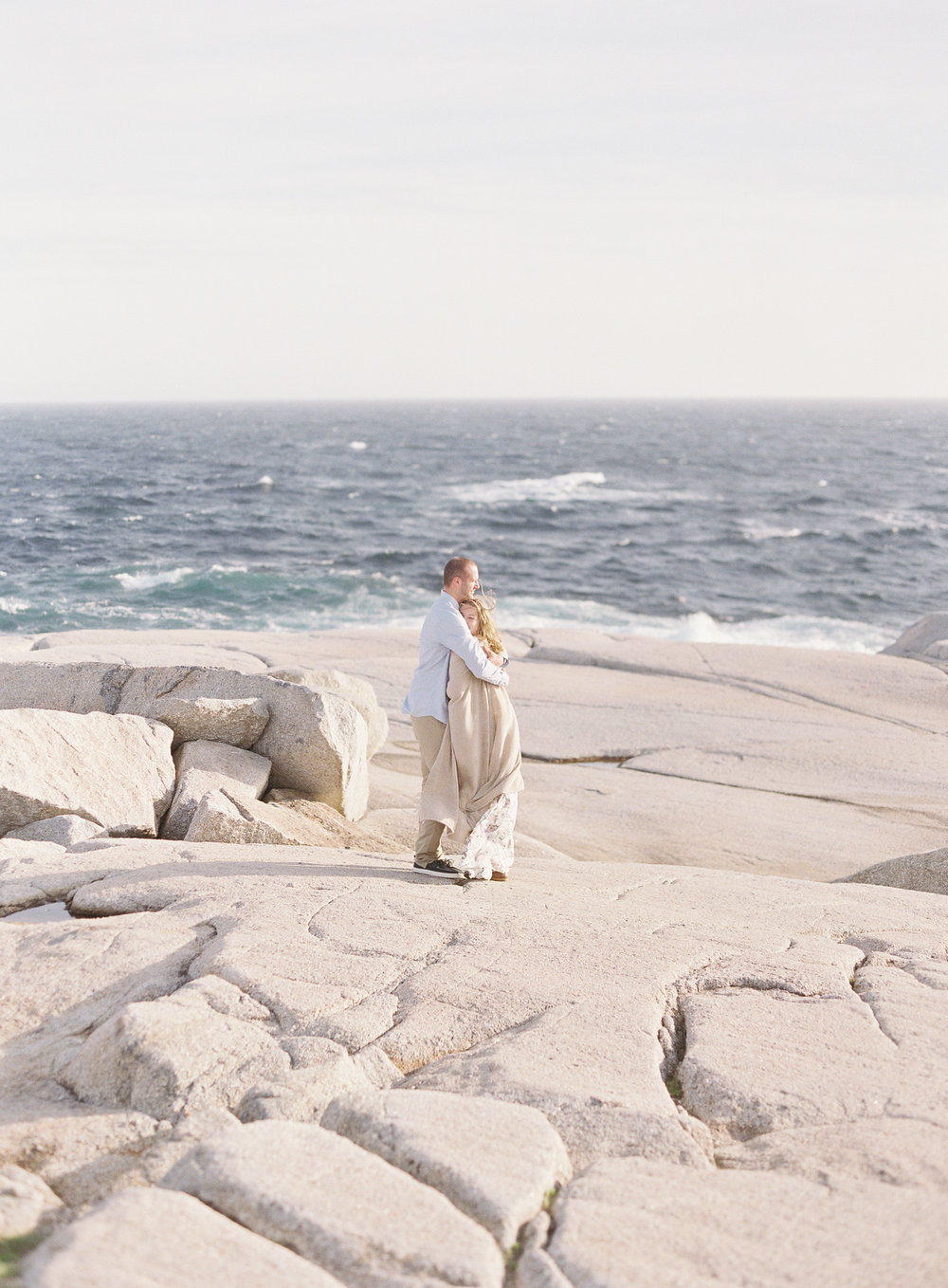 Jacqueline Anne Photography - Alex and Andrew Engagement at Peggy's Cove - Halifax-108.jpg