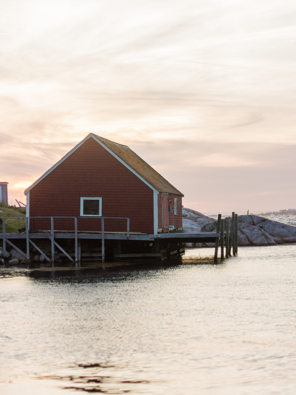 Jacqueline Anne Photography - Alex and Andrew Engagement at Peggy's Cove - Halifax-85.jpg