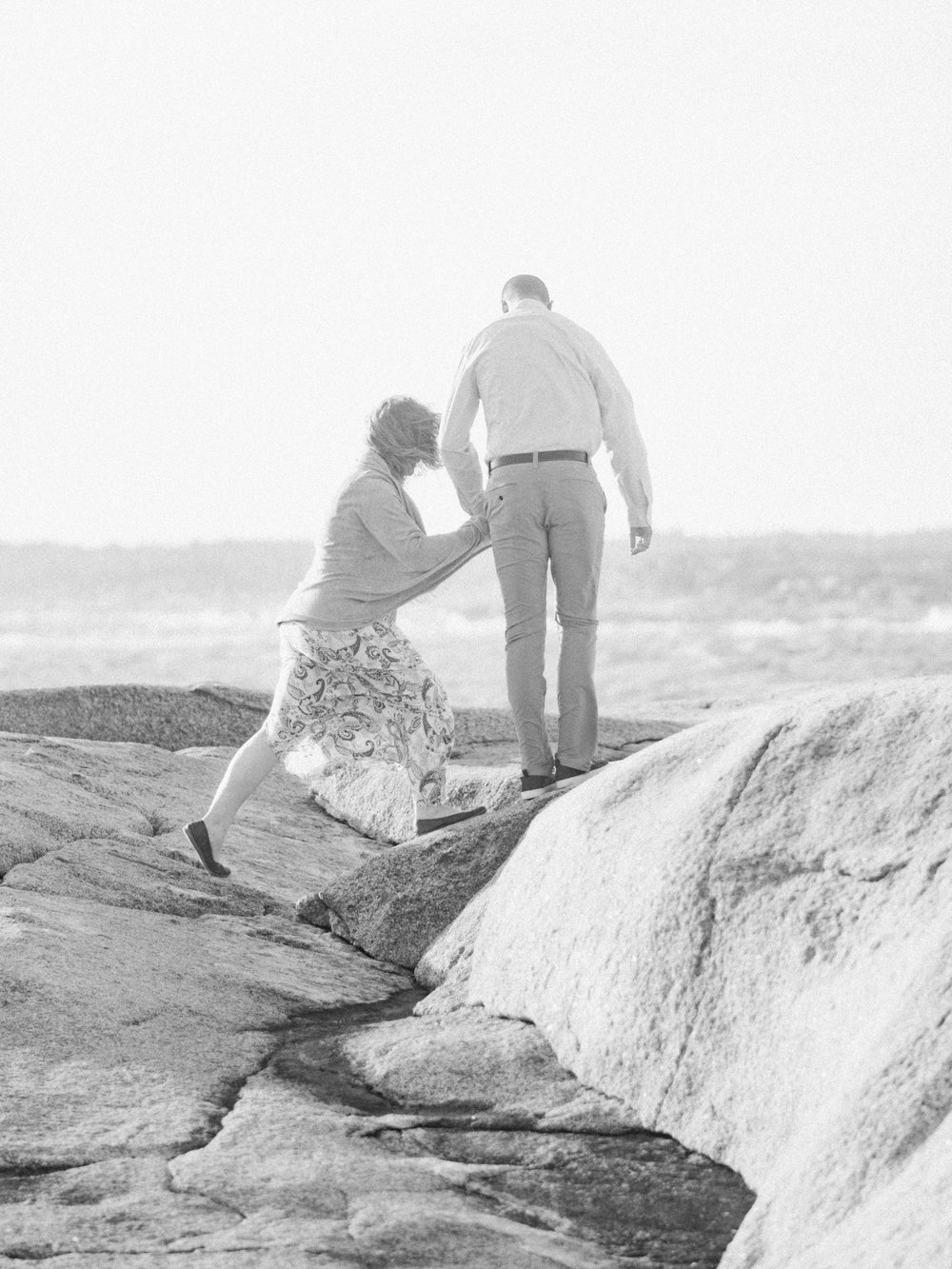 Jacqueline Anne Photography - Alex and Andrew Engagement at Peggy's Cove - Halifax-11.jpg