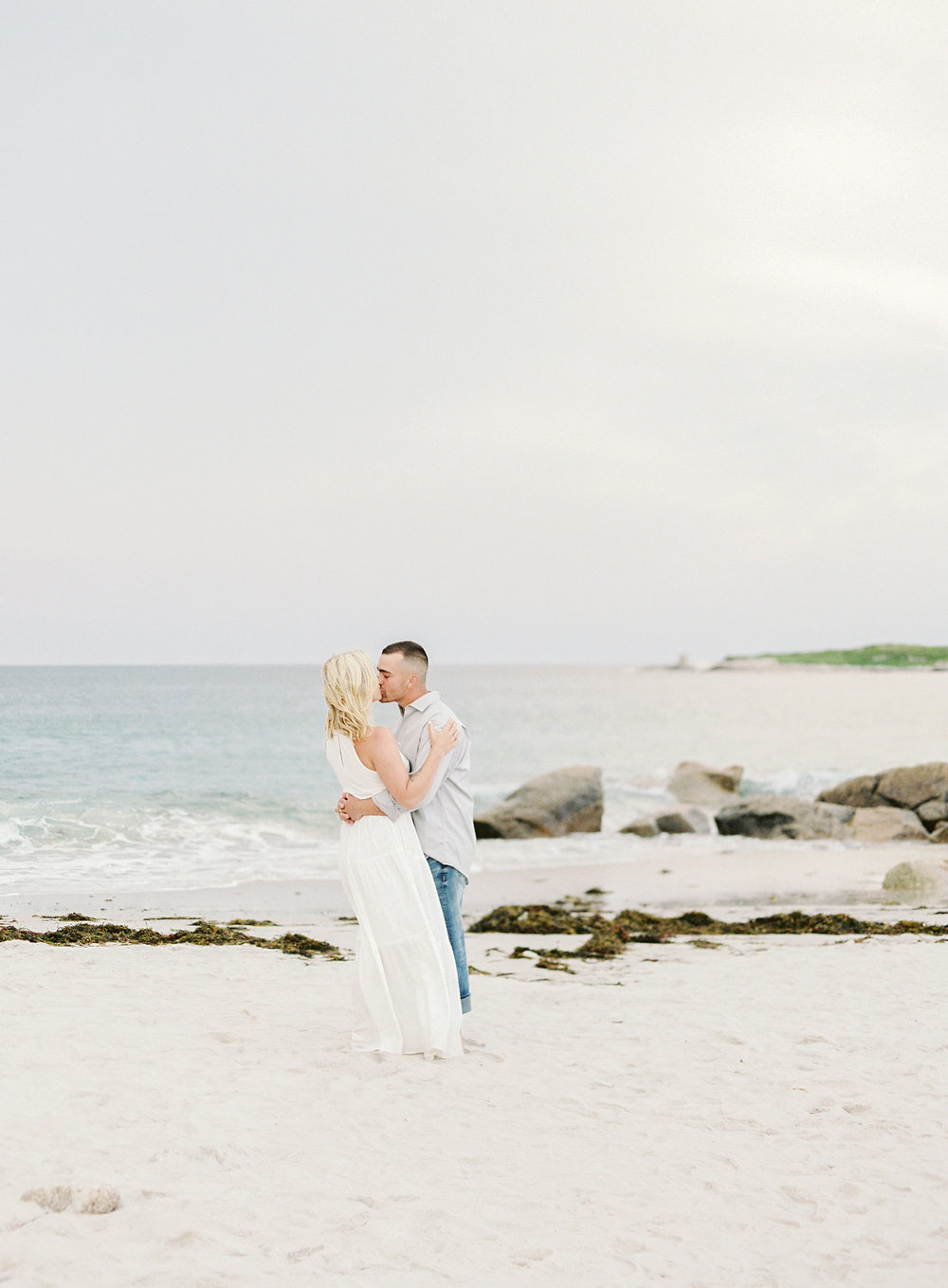 Crystal Crescent Beach, Engagement, Halifax Nova Scotia Wedding Photographer
