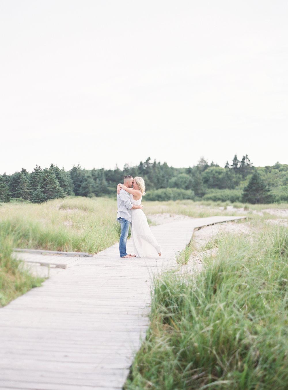 Crystal Crescent Beach, Engagement, Halifax Nova Scotia Wedding Photographer