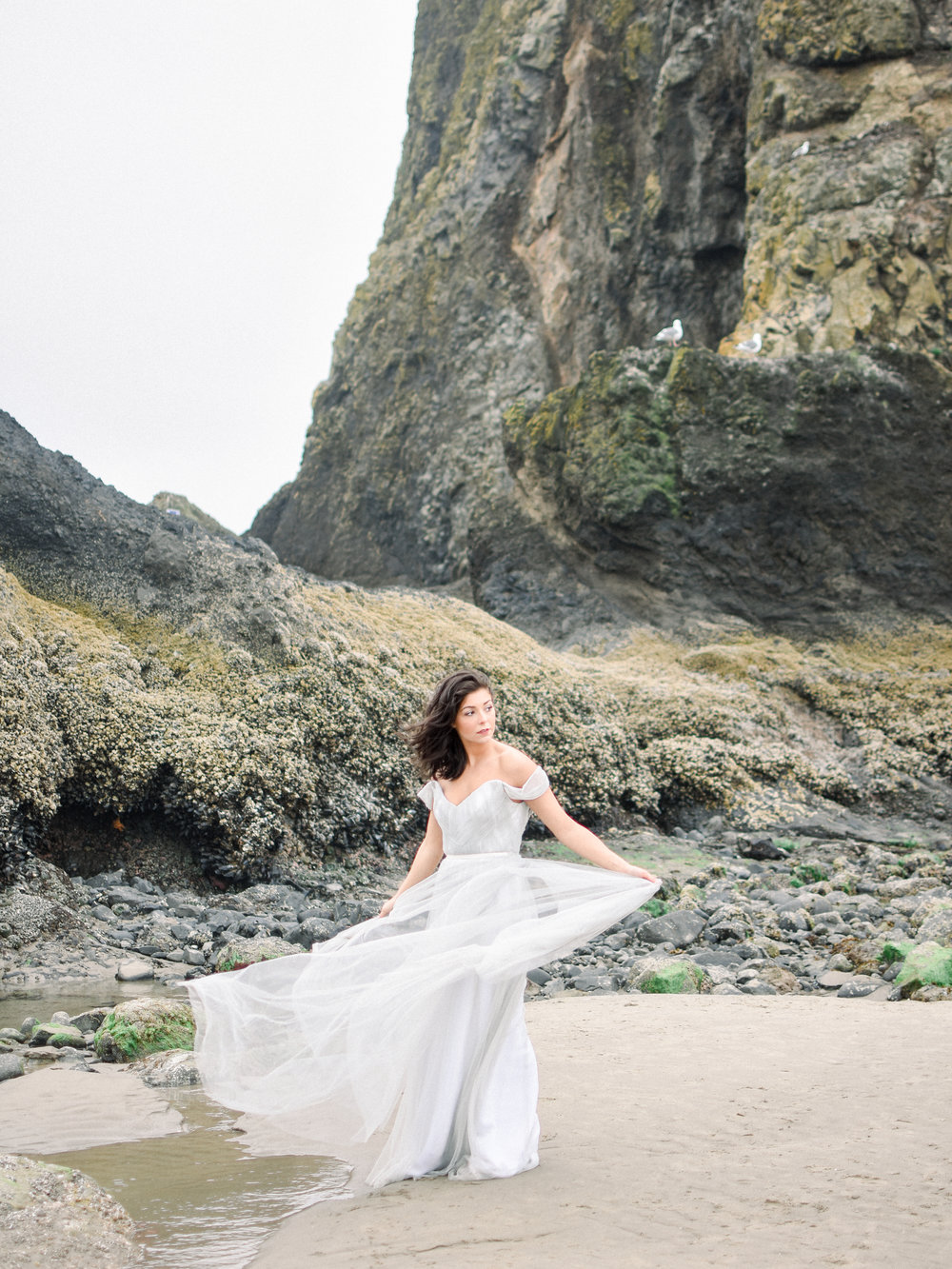 Jacqueline Anne Photography, Beach Wedding Session captured in Portland, Halifax Nova Scotia Wedding Photographer