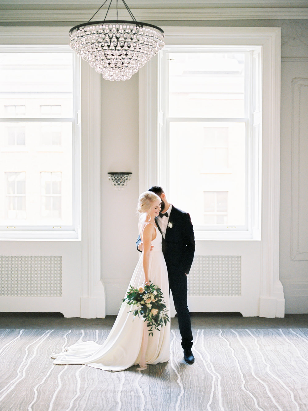 RACHEL + ILYA - The Halifax Club, Halifax