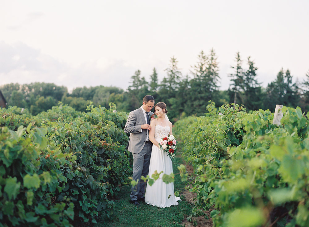 Jacqueline Anne Photography, Halifax Wedding Photographers, Ottawa Wedding Photographers, Vineyard Weddings in Canada