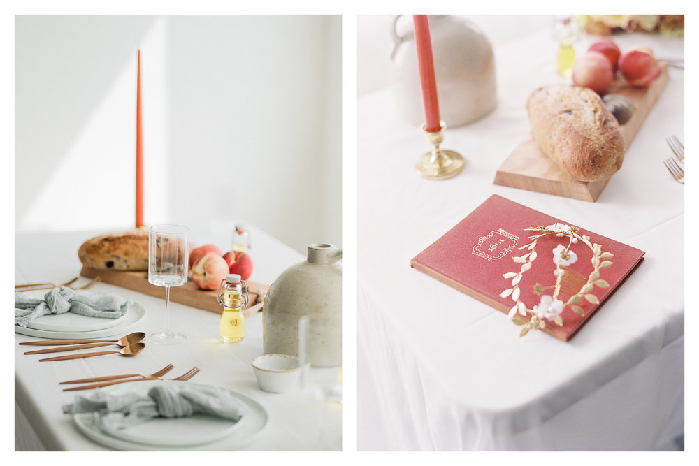 Bridal Editorial, Jacqueline Anne Photography, Modern and Bright Wedding Inspiration