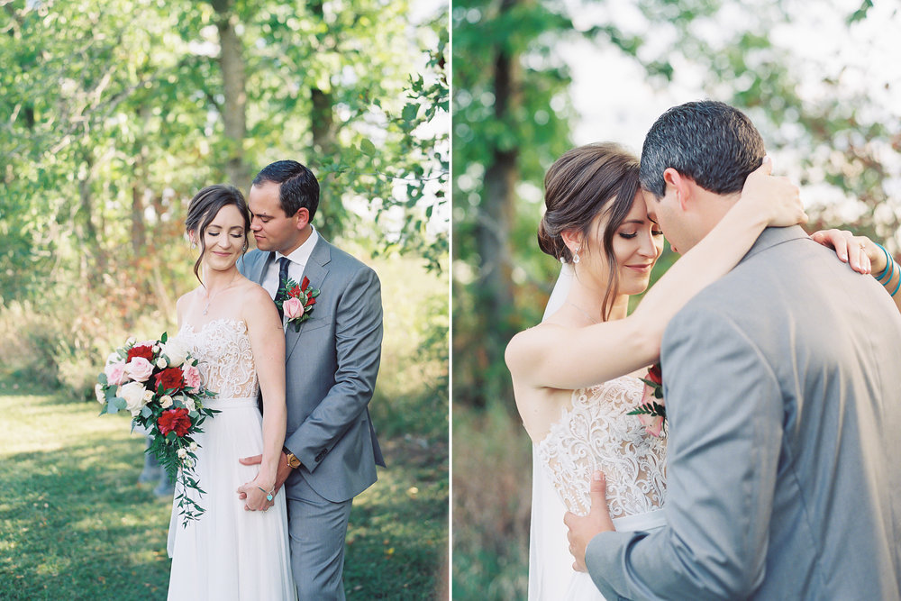 Catherine and Brandon - Ottawa Vineyard Wedding