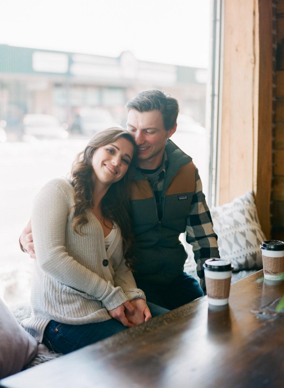 Halifax Wedding Photographer, winter engagement session, Truro Nova Scotia, Canadian Engagement Session, Jacqueline Anne Photography