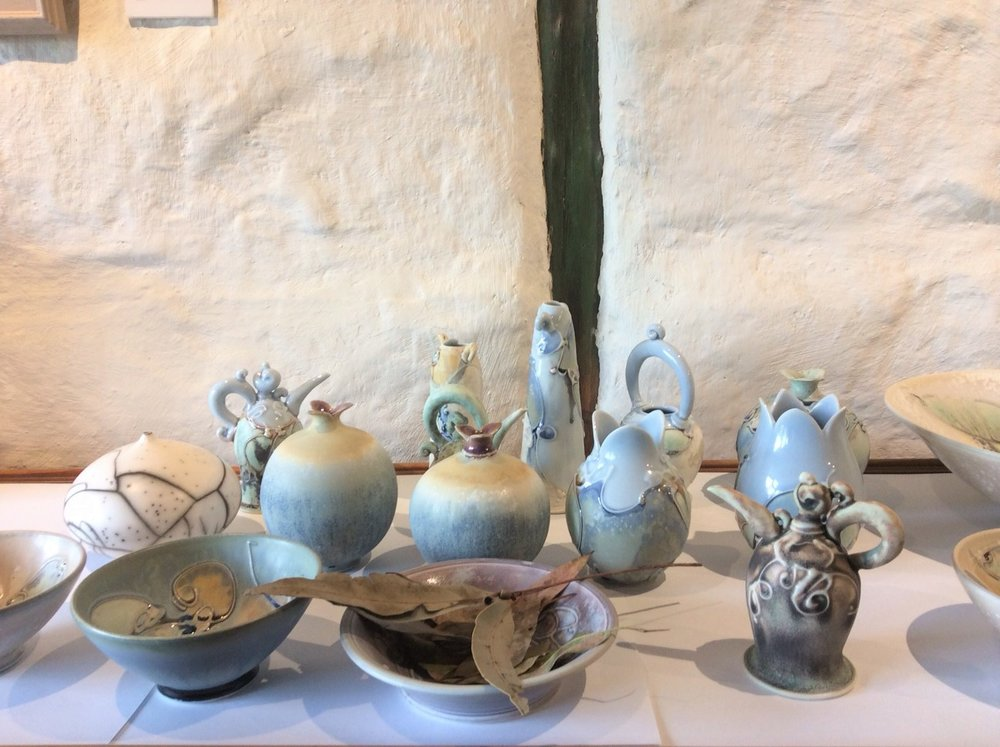 Kevin Boyd: Foundation Techniques in Ceramics Workshop, Skepsi @ Montsalvat, May 2016