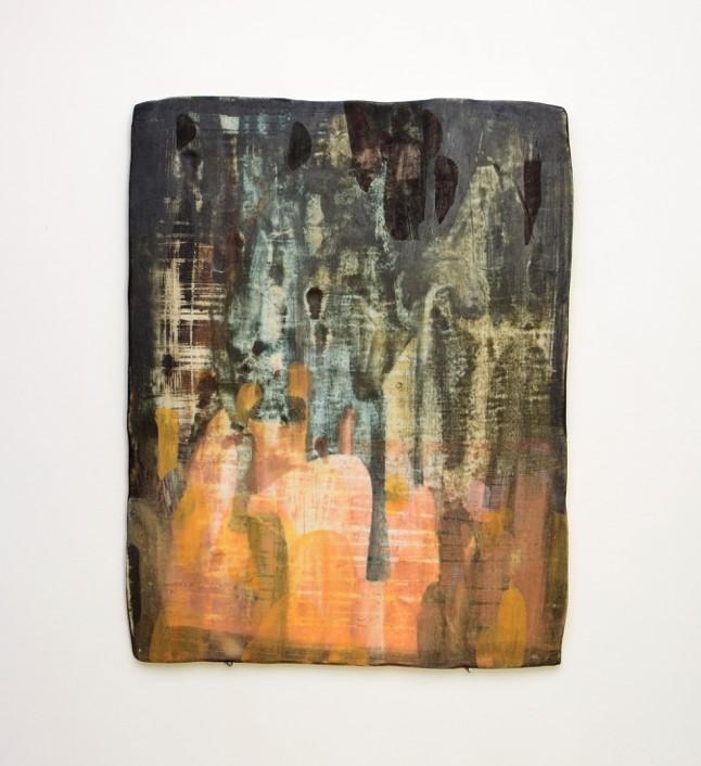 Tania Rollond, Copper Sheen, porcelain, 2017.jpeg