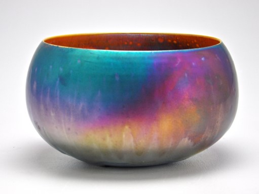 Night Glow, lustre glazed ceramic work,   H18 x W28cm.jpg