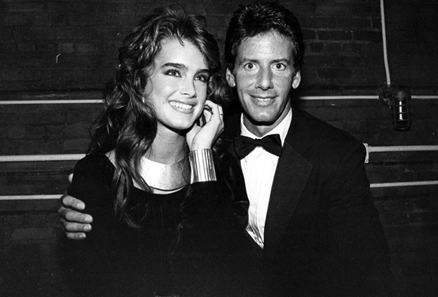 Brooke Shields & Calvin Klein; Rizzoli International Publications