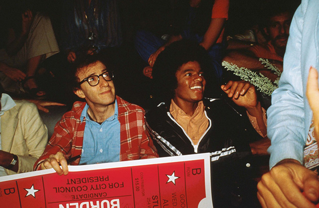 Woody Allen & Michael Jackson; Rizzoli International Publications