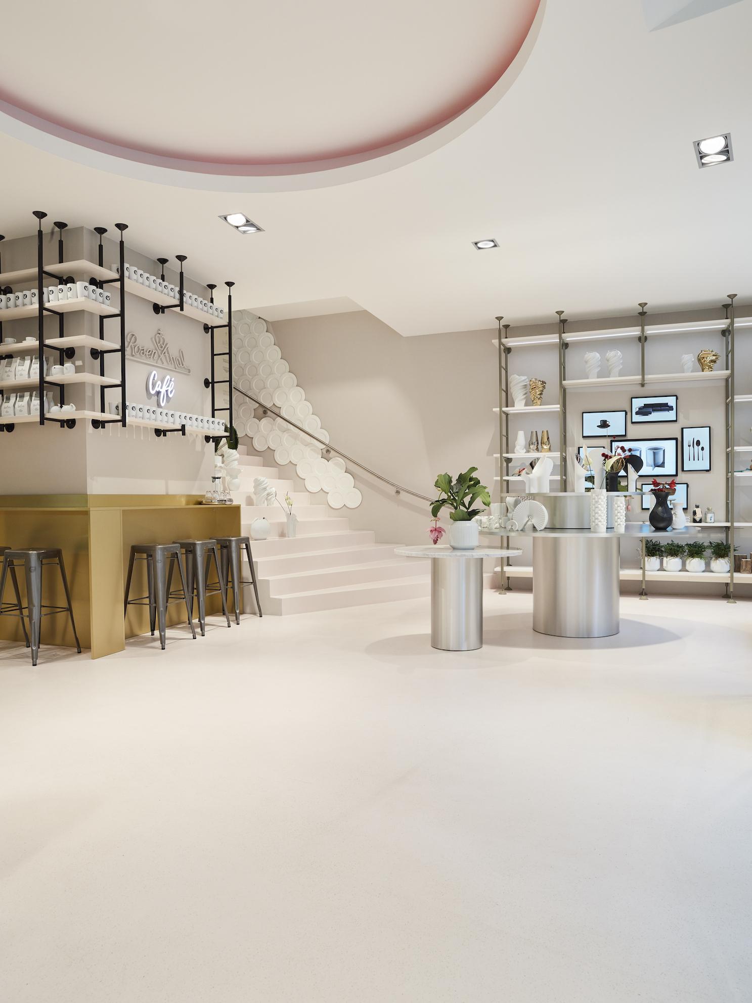 Design meets Interior: Rosenthal Store München — Rush Darlington