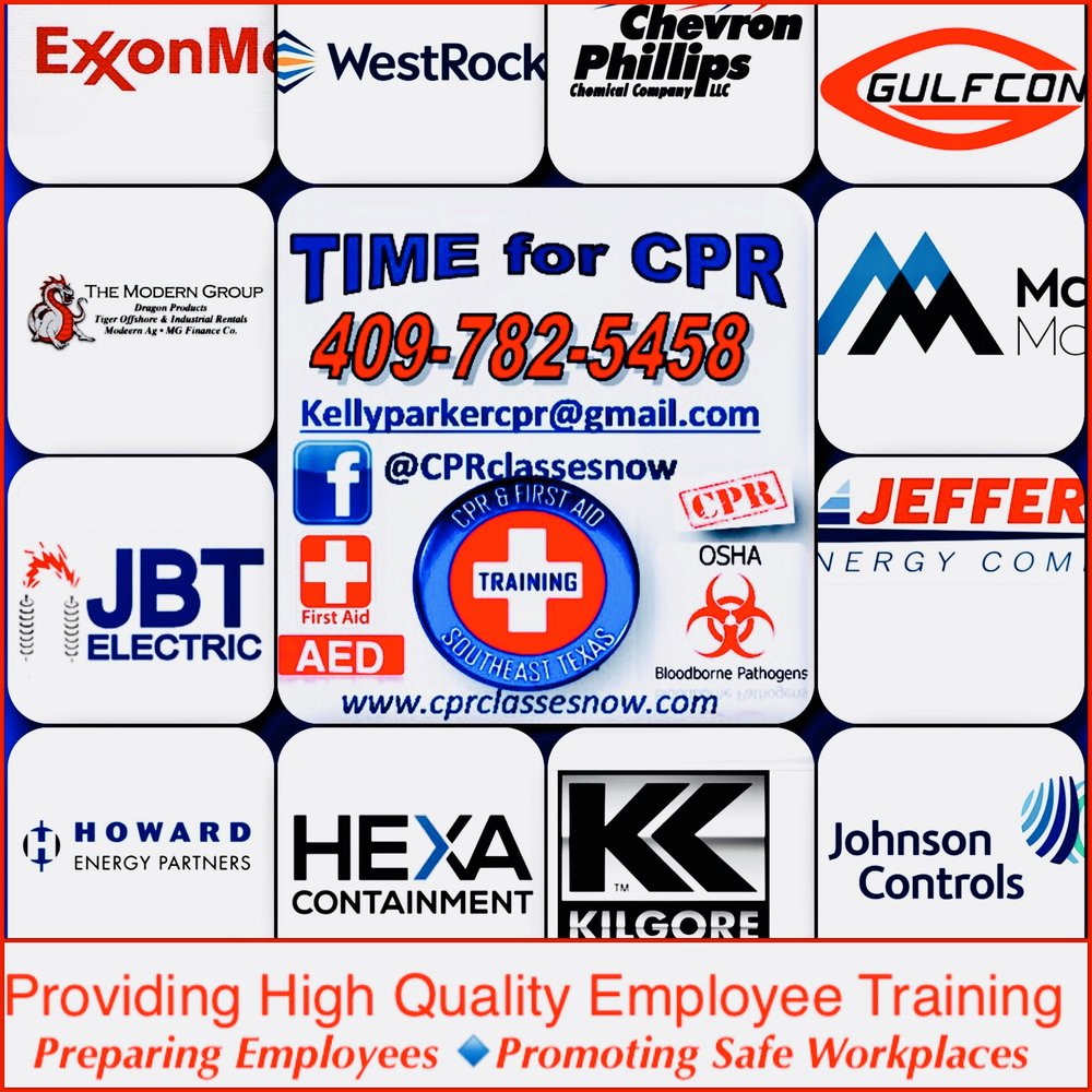 Thank you to the companies who continually choose to certify with us. - Would you like to ensure preparedness and safety at your workplace? Are you in need of a safety in-service related to your line of work? Contact for more information