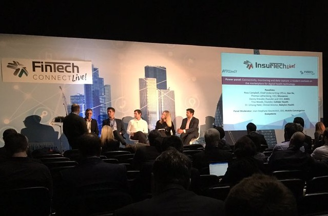 INSURTECH PANEL @FIN TECH CONNECT LIVE  6 DECEMBER 2017