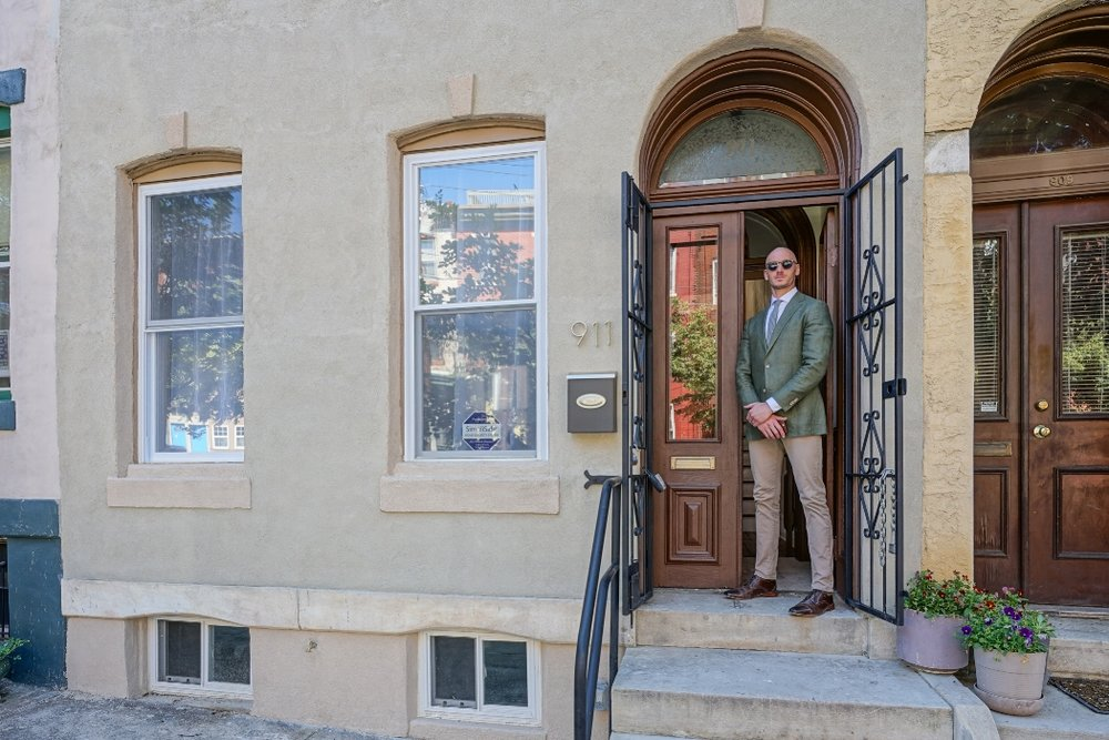 Restored Fairmount home nabs buyer in one day