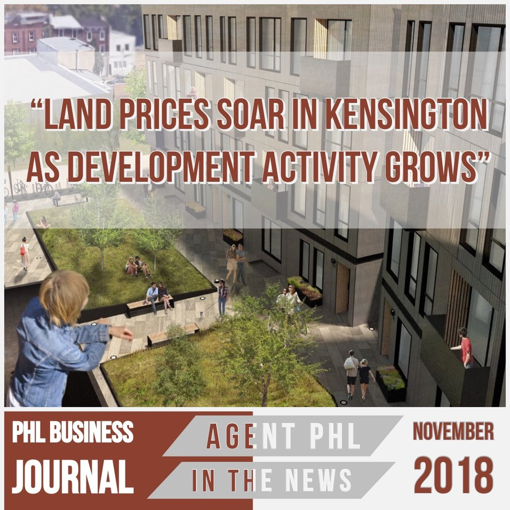 Land prices soar in Kensington as development activity grows