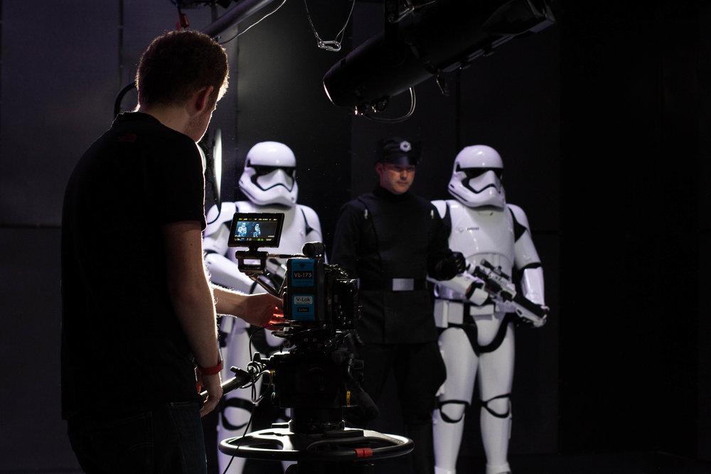 Behind the Scene photo