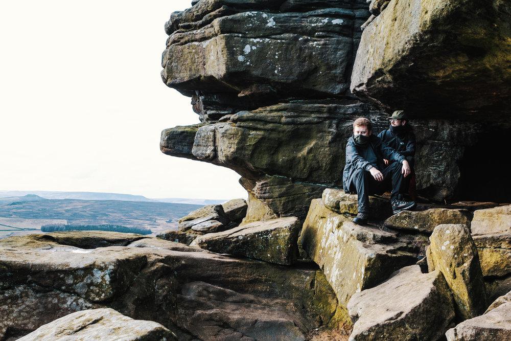 Rocky views