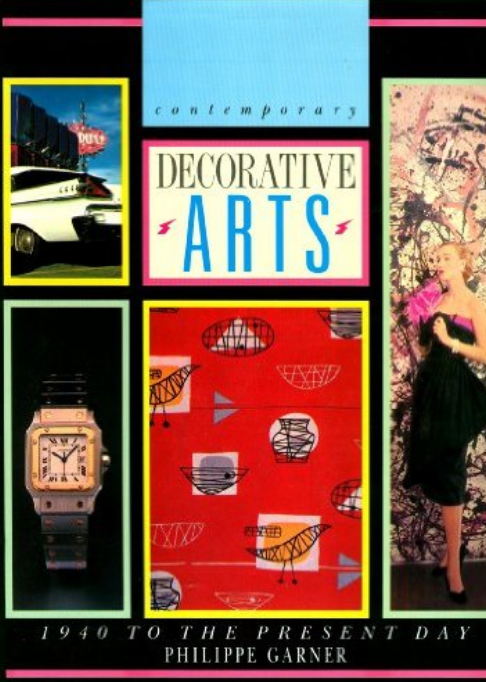 Contemporary Decorative Arts 1940 to The Present Day