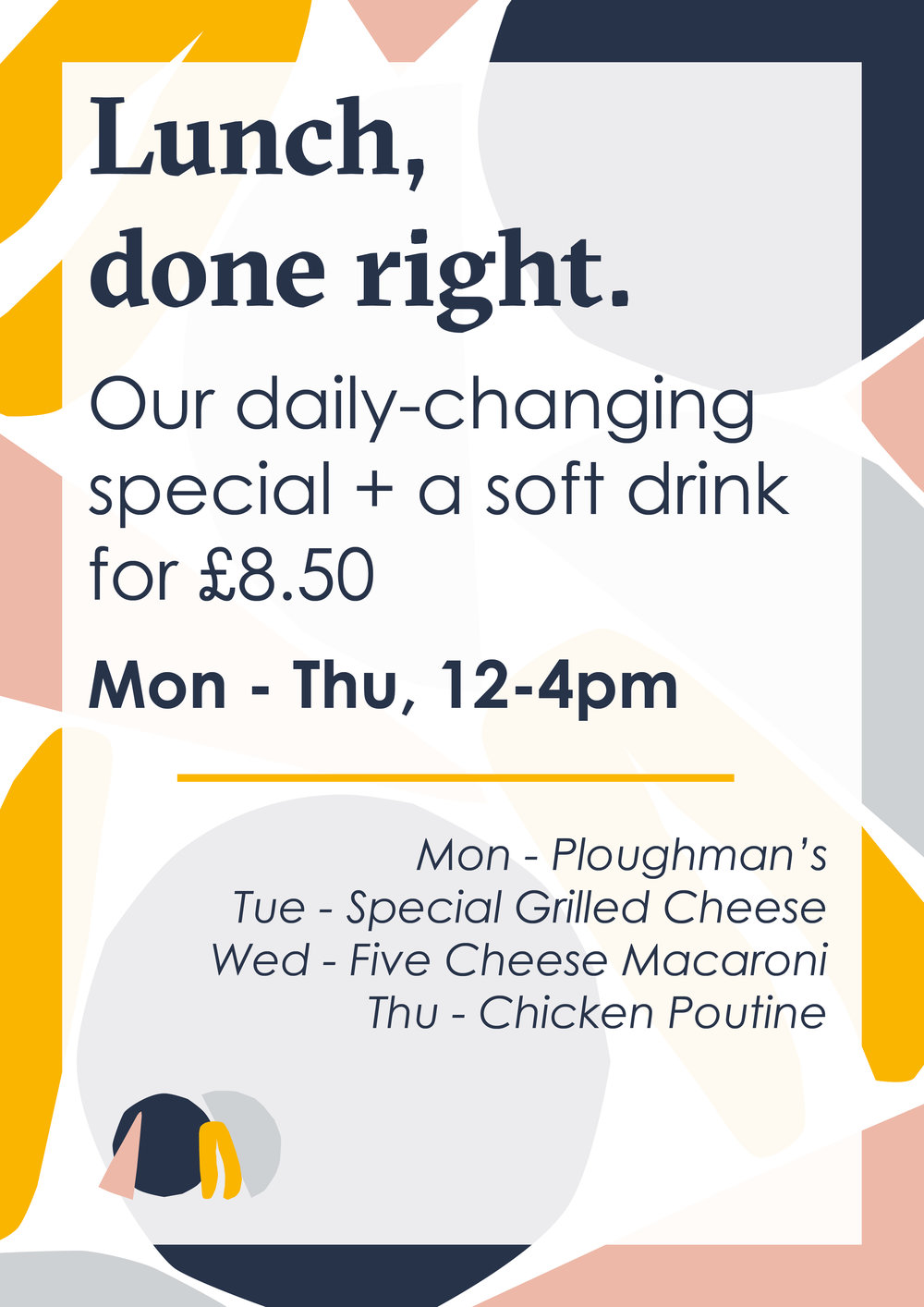 The Cheese Bar Lunch Offer Poster.jpg