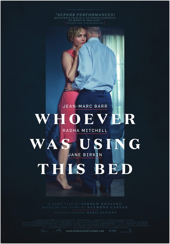 Poster Whoever_Was_Using_This_Bed_-_Poster.jpg