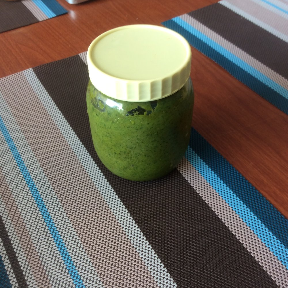 Green Sofrito (450 gm).........1.250 KD
