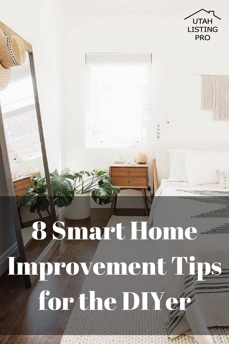8 Smart Home Improvement Tips for the DIYer