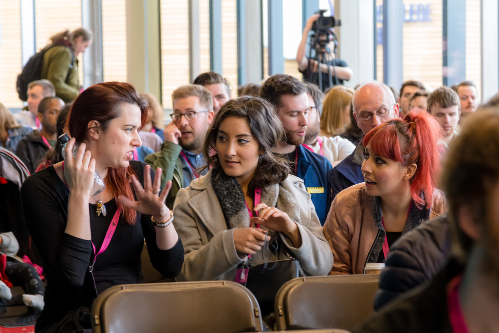 UNCONFERENCE 2018 - SESSIONS -