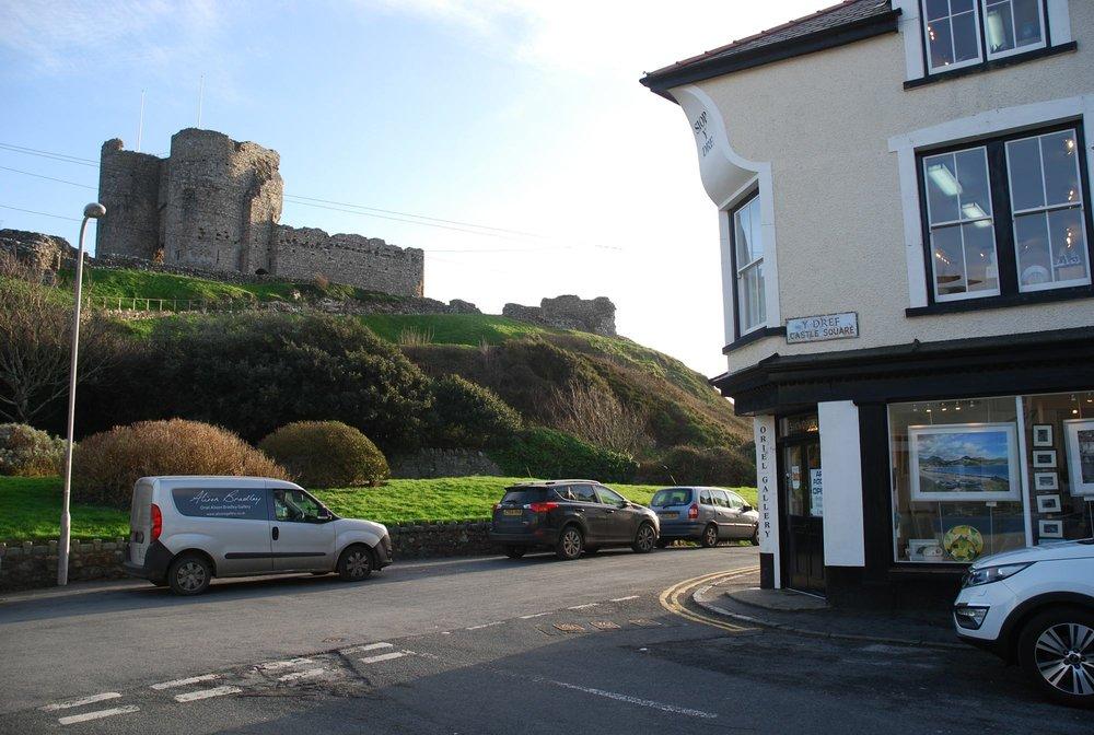 Castle Gallery, Criccieth