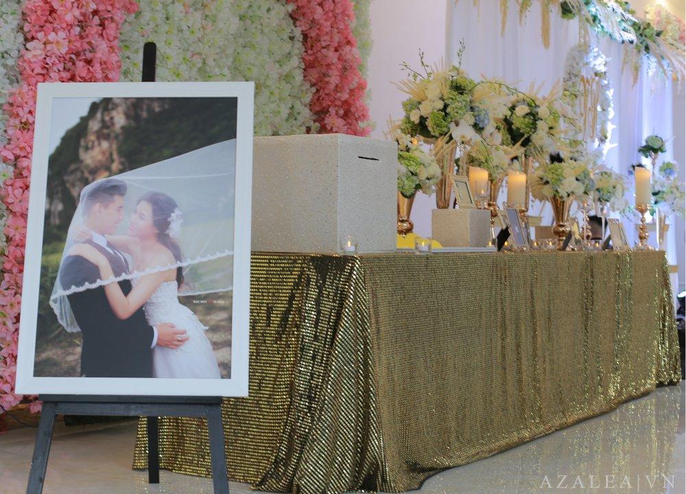 Trang trí tiệc cưới bàn Gallery
