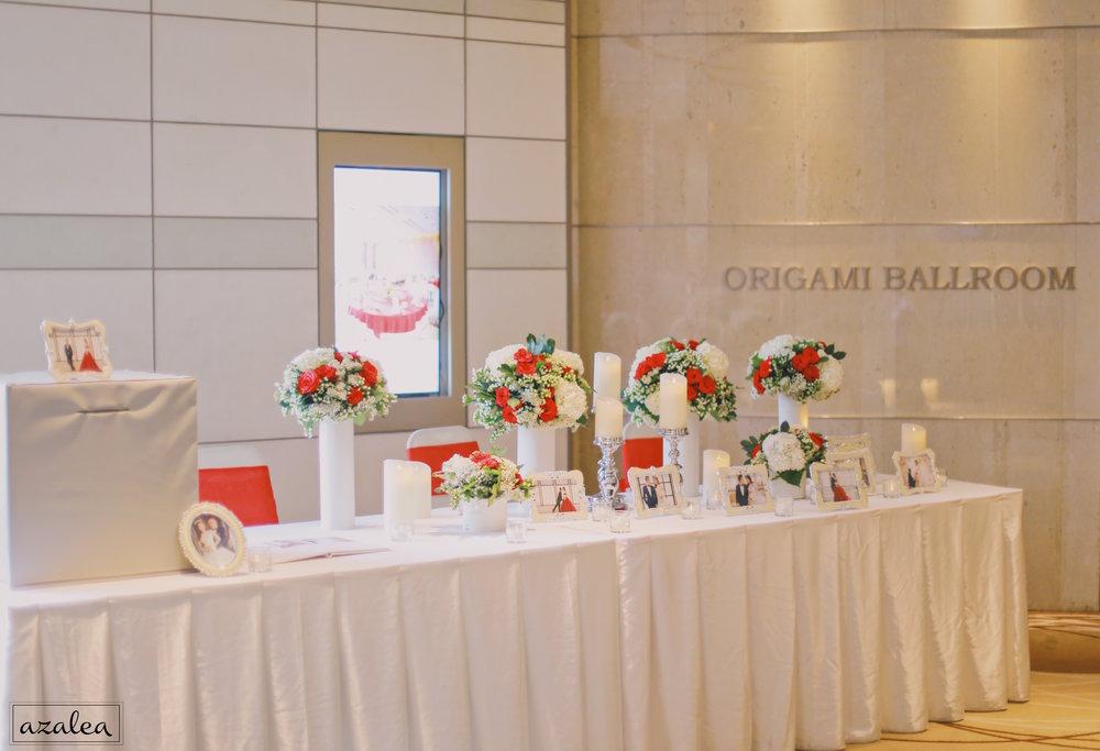 Trang trí tiêc cưới bàn Gallery