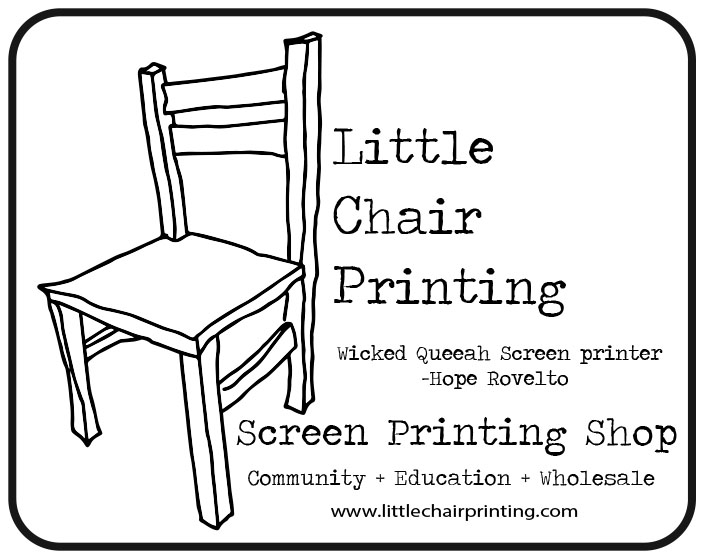 Little Chair Printing