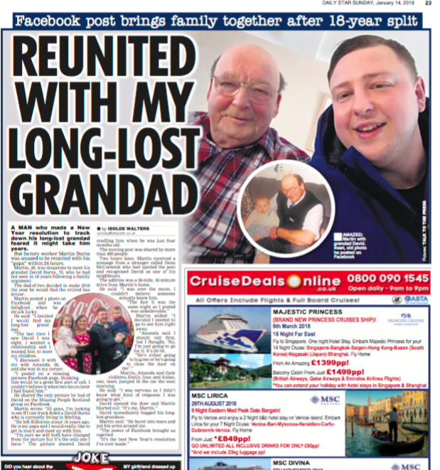 https://www.dailystar.co.uk/news/latest-news/673980/Facebook-post-reunites-grandson-and-grandad-years-family-split-argument