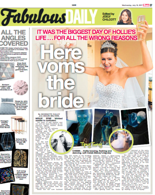 https://www.thesun.co.uk/living/4047403/slurry-speeches-drunk-dancing-and-vomiting-one-bride-reveals-how-she-ruined-her-wedding-by-getting-wasted/