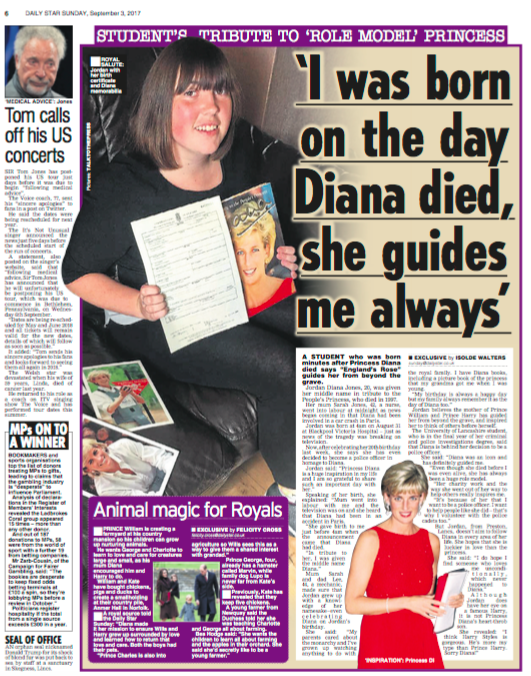 https://www.dailystar.co.uk/news/latest-news/642057/Princess-Diana-student-tribute-beyond-grave
