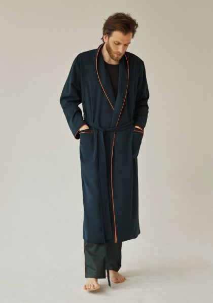 They also have robes for guys - this cotton robe looks really good! ($320)