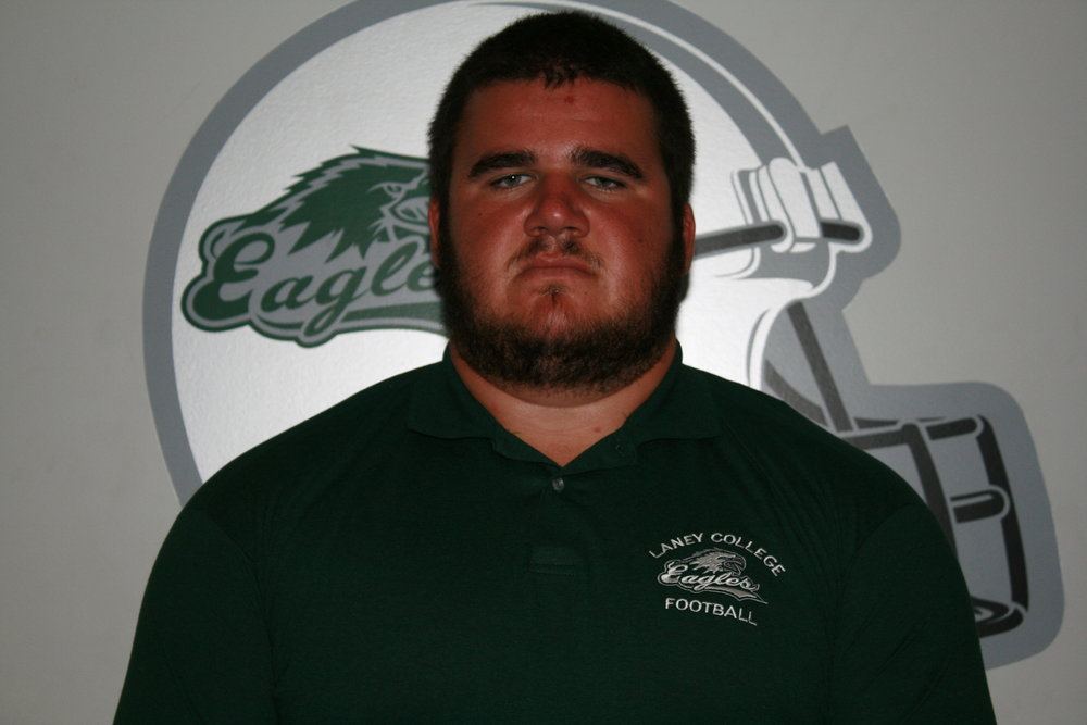 Lineman of the Game - OL Bruce Burns