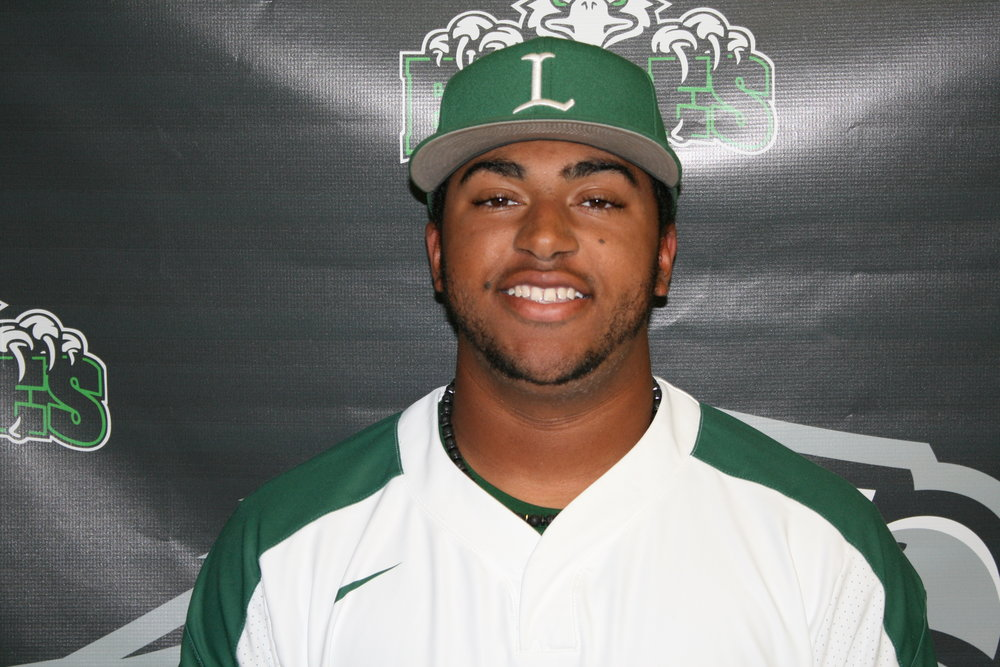 #41 INF Tyler Georgeson  6'2 / 230  R / R  Albany High School / Albany, CA