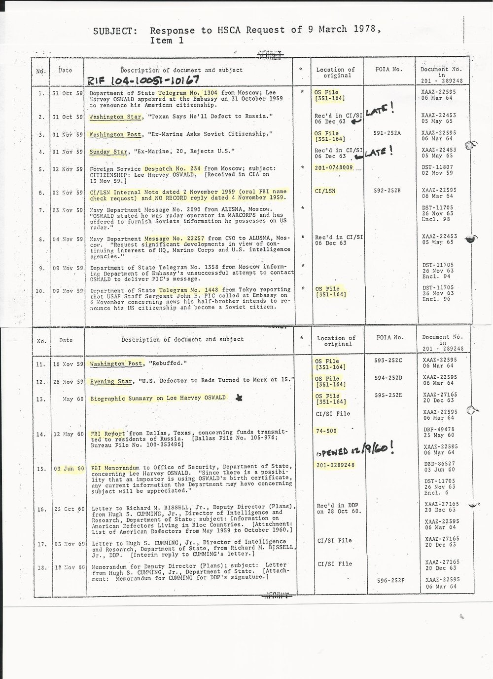 3 9 78 HSCA RQST NON-CIA DOCS 3.jpg