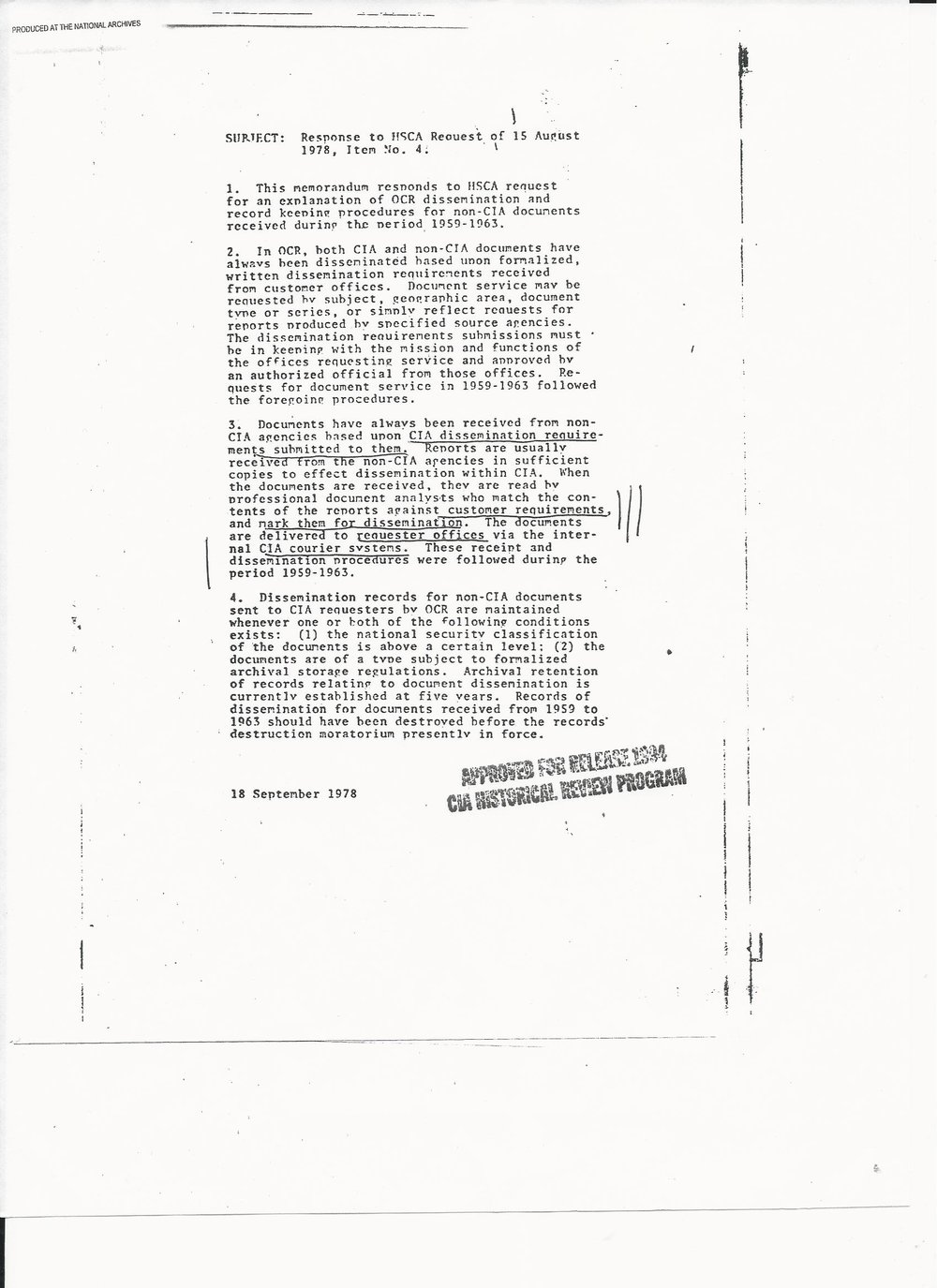 EISENBESS MEMO USED TO RESPOND TO 8 15 78 HSCA RQST.jpg