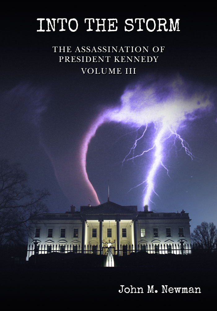 Into the Storm: The Assassination of President Kennedy Volume III