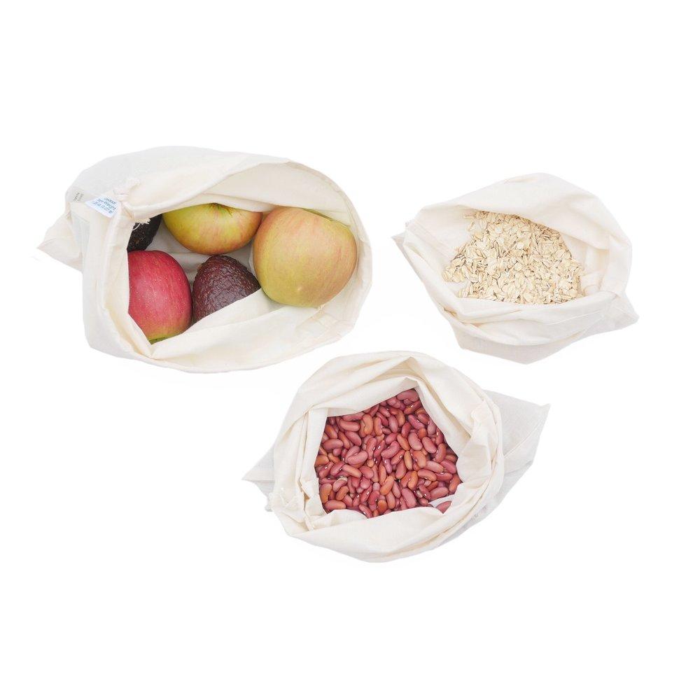 Organic produce bags