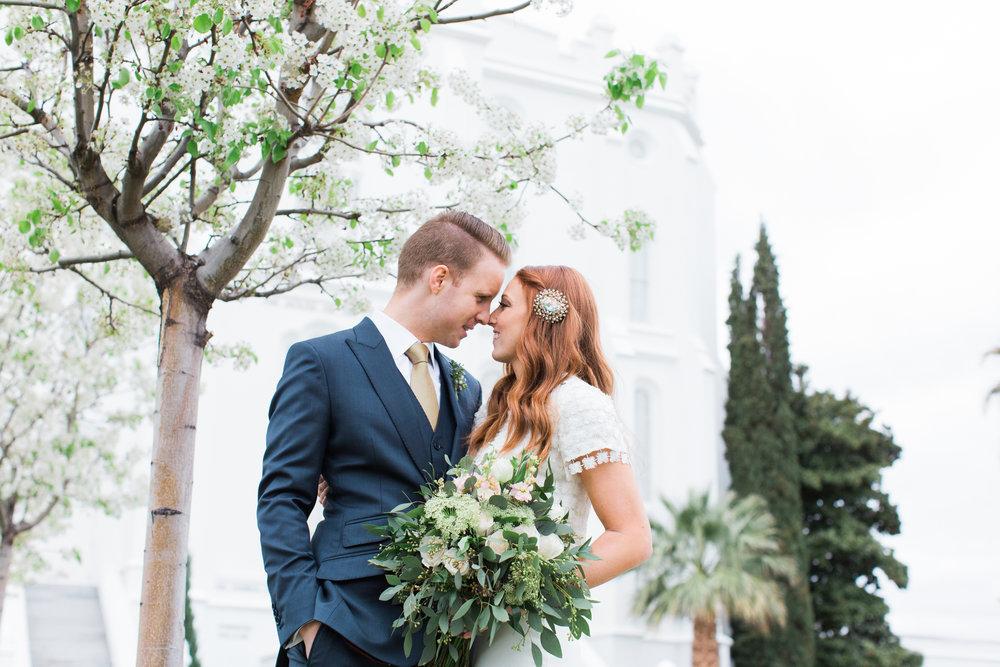 St. George Wedding Photographer
