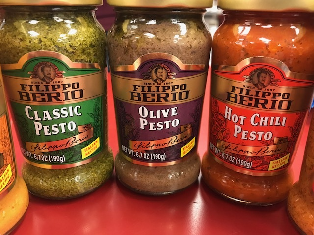 Filippo Berio Pesto Sauces