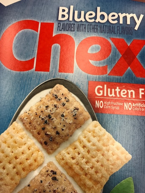 Bluberry Chex