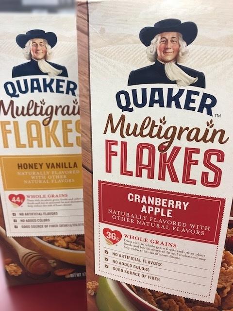 Quaker Flakes