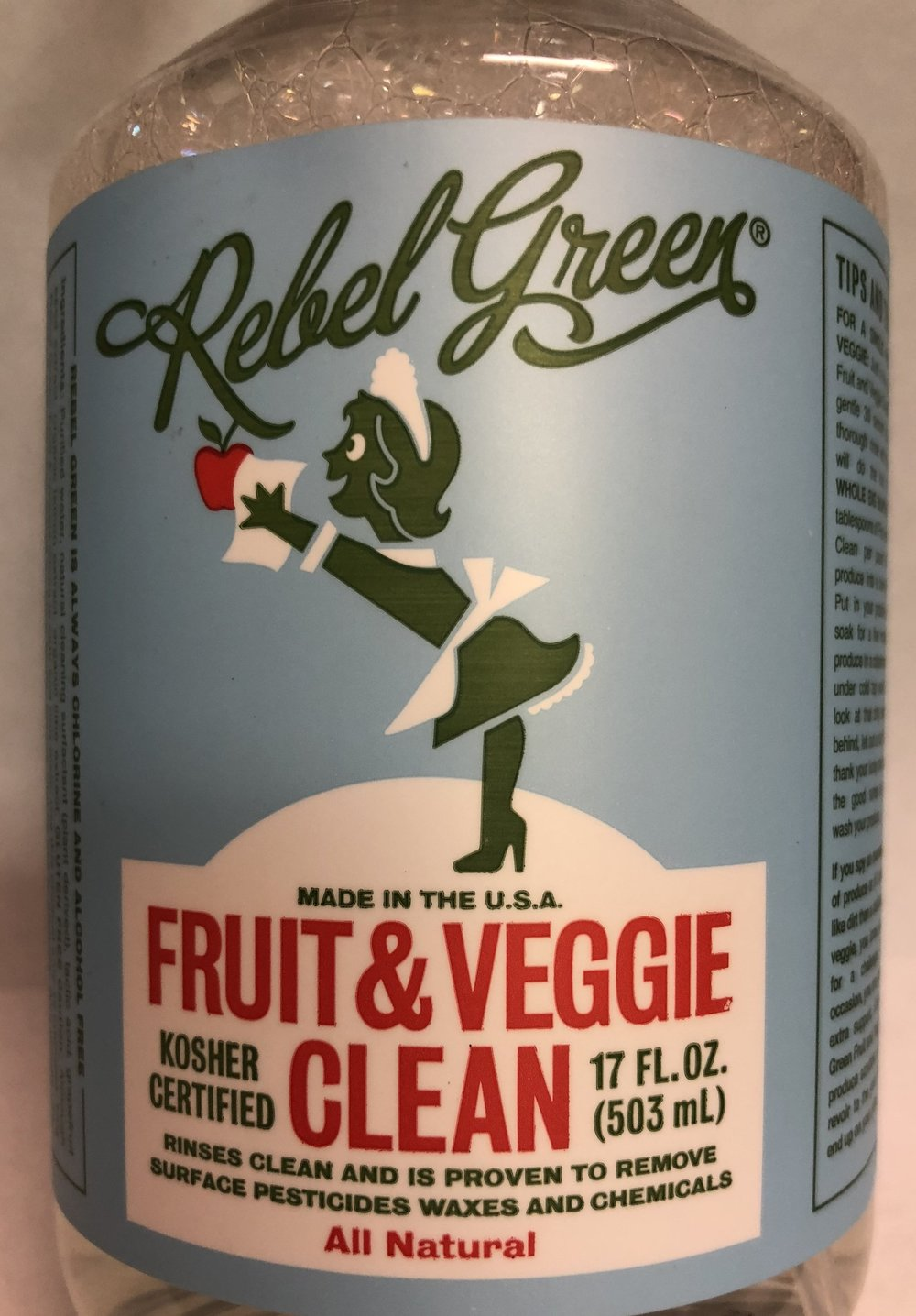 Rebel Green Veggie Clean