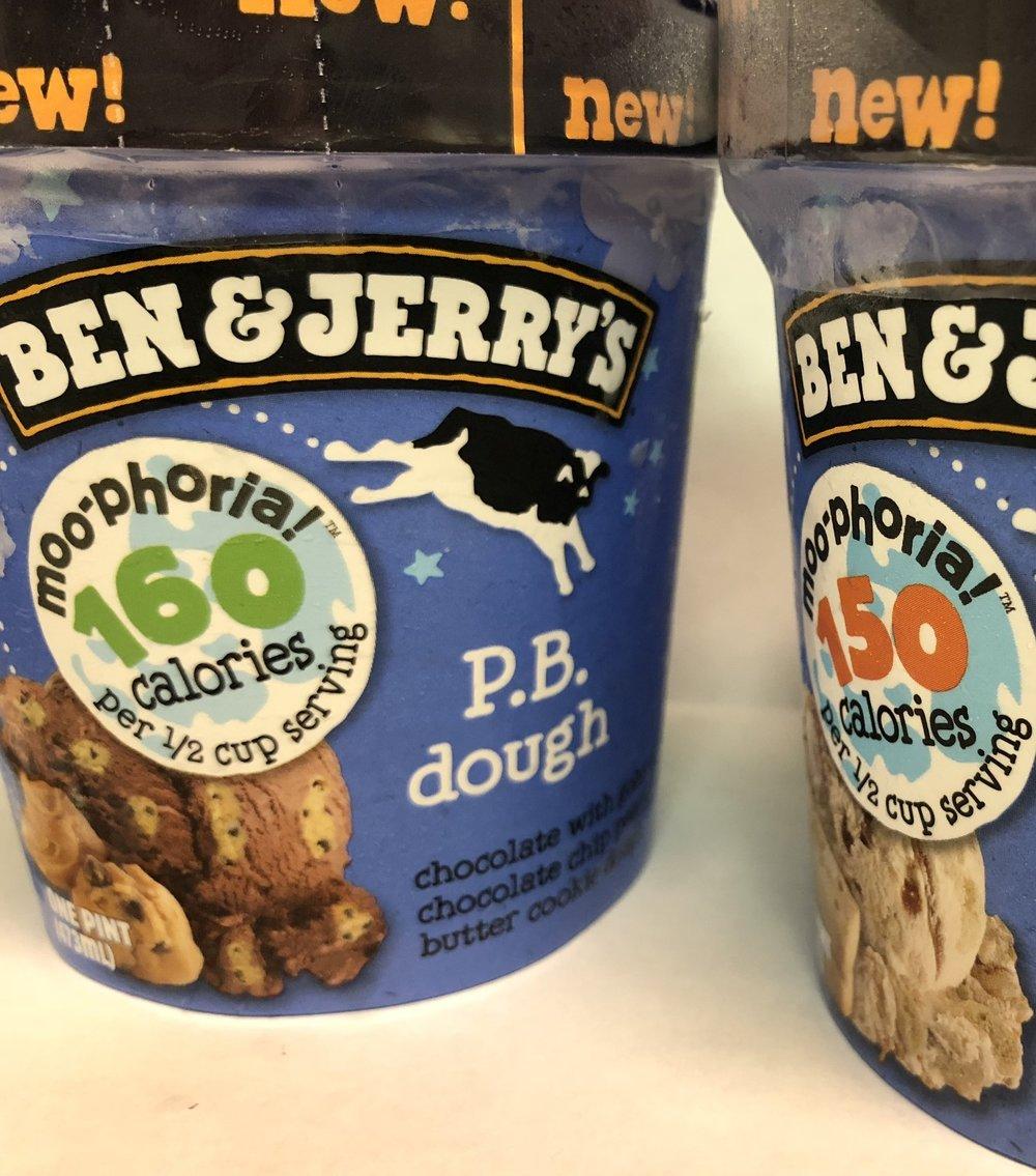 Ben & Jerry's Low Cal Moophoria