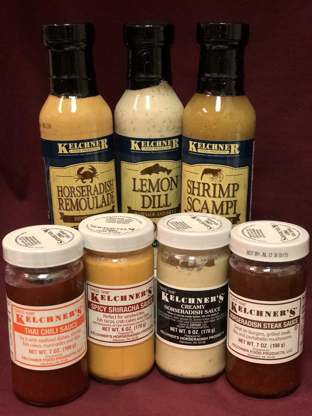 Kelchner's Marinades & Sauces